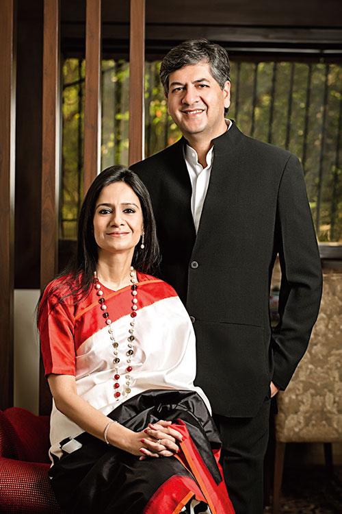 What Makes Vikram and Seema Chandra A Power Couple?   Verve Magazine
