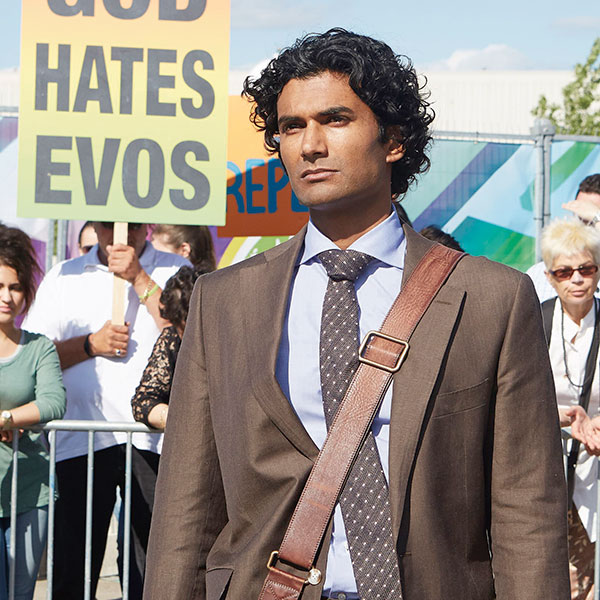 Desi Boys: Sendhil Ramamurthy | Verve Magazine - India's premier