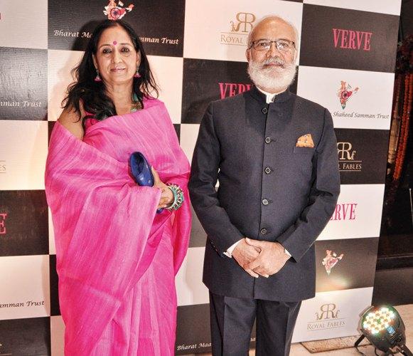 Shail Lodha and Pratap Singh Mehta