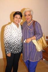 Sharmishta Ray, Pravina Mecklai