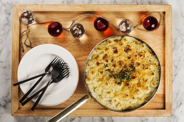 Shepherds Pie at St Regis, Mumbai