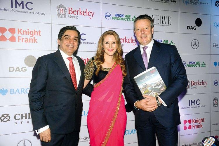 Shishir Baijal, Victoria Garrett, Andew Hay
