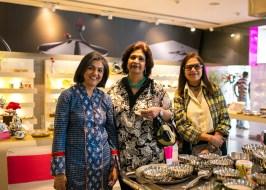 Shivani Khanna, Rekha Kapoor, Renu Dvivedi