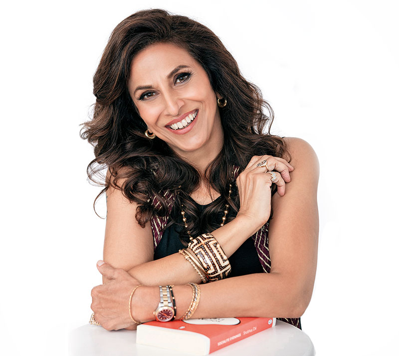 Shobhaa De, Columnist, Novelist, On Seventy...and to hell with it!