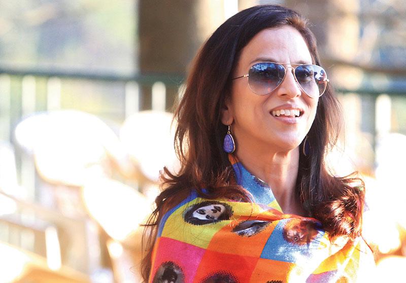 Shobhaa De, Novelist, Columnist, Blogger