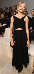 Sienna Miller at Ralph Lauren