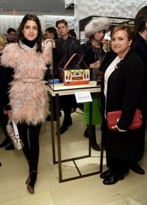 Leandra Medine, Silvia Venturini Fendi