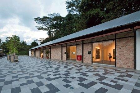 Galleries at Gillman Barracks