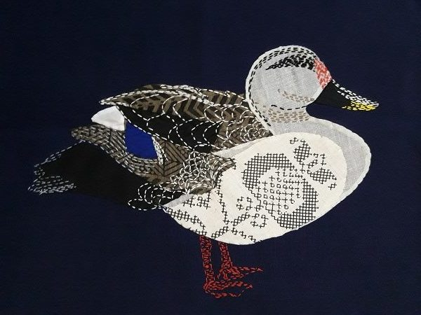 Embroidery by Medha Bhatt's First Forest