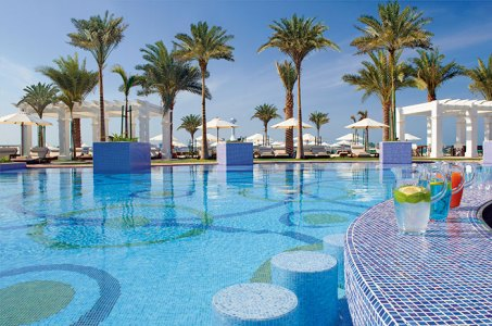 Poolside at the Nation Riviera Beach Club, St. Regis Hotel