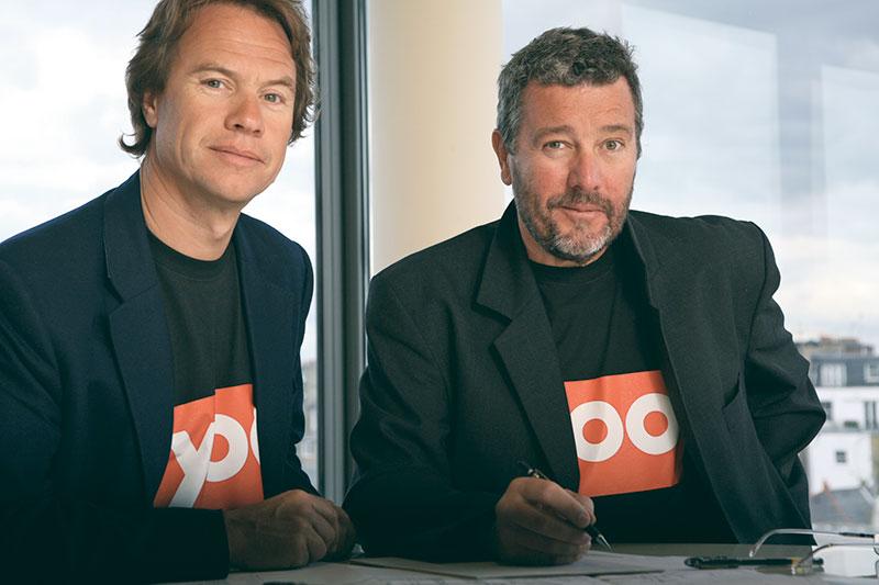 Philippe Starck, John Hitchcox