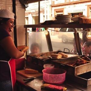 Zingy street food