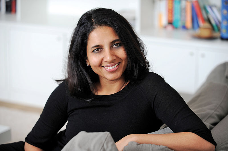 Suchi Mukherjee, Start-up Entrepreneur, The founder and CEO of LimeRoad