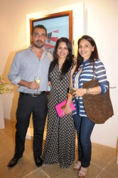Suhail and Kriti Bhatia, Poonam Soni