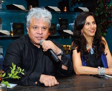 Suhel Seth, Shobhaa De