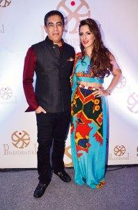 Sumit and Pria Kataaria Puri