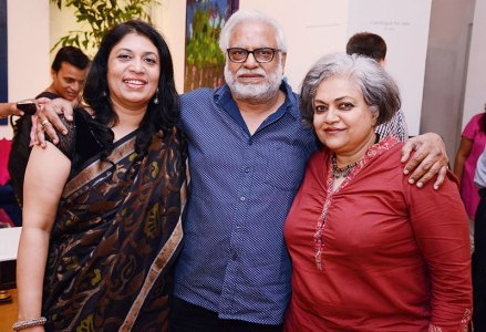 Sunaina Anand, Manu Parekh, Alka Pandey