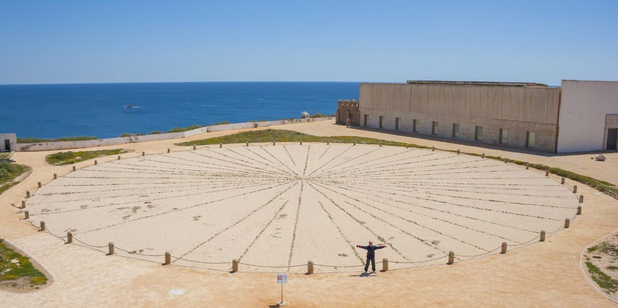 Portugal Fort of Sagres Algarve travel Europe