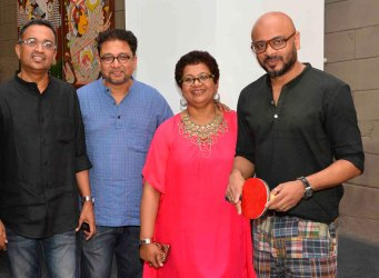 Sunil Gawde, Narendra Yadav, Usha Gawde, Justin Ponmany
