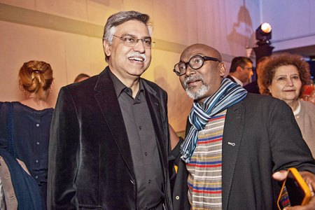 Sunil Munjal, Bose Krishnamachari