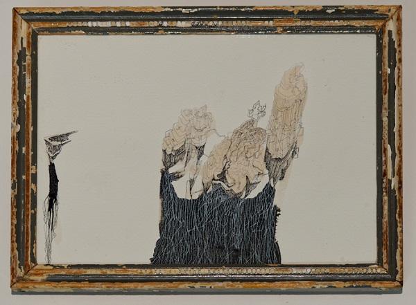 Artwork by Sunil Padwal at Gallery SKE, Bengaluru