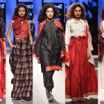 Bagh, Bandhni, Craft, Fashion, Featured, Kantha, Lakme Fashion Week 2017, Lakme Fashion Week Winter Festive 2017, Melange, Online Exclusive, Sangita Kathiwada, Style, Sunita Shanker