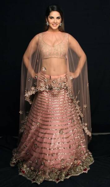 Sunny Leone in Archana Kochhar