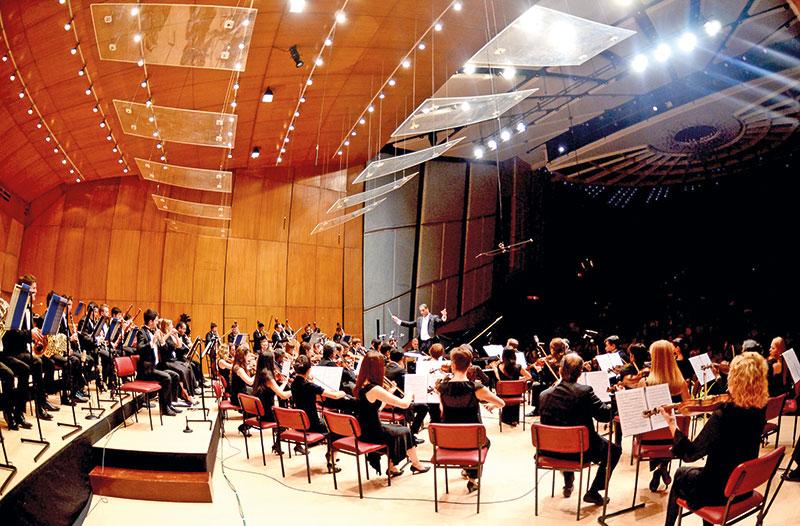 Carlo Rizzi, Symphony Orchestra of India