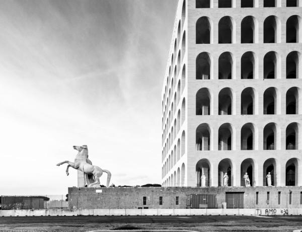 Rome (c) Tendance Floue, Patrick Tourneboeuf