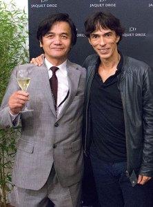 Tadatsugu Sasaki, Gil Roman