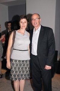 Tamar and David Akov