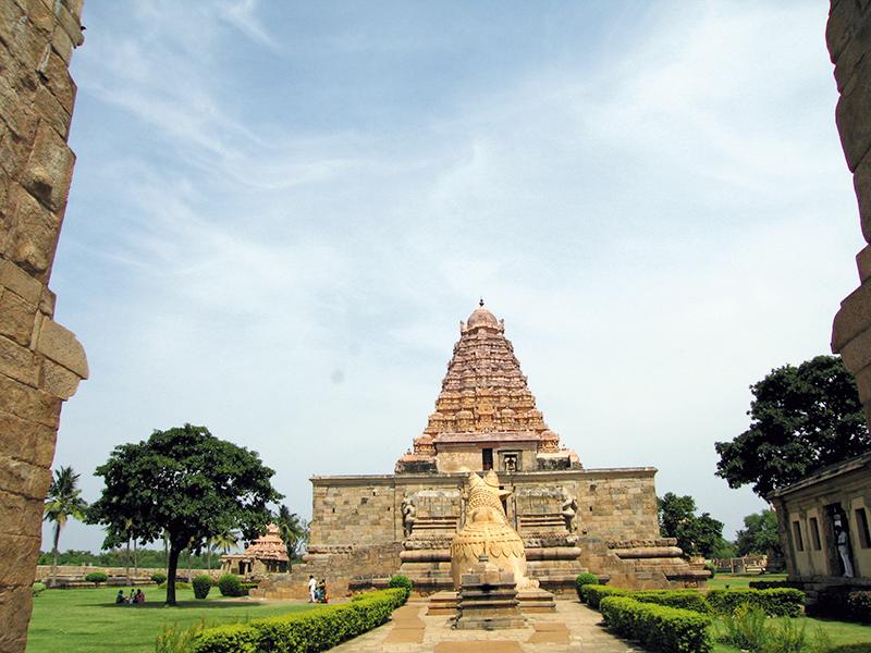 Tamil Nadu, Land Of Temples