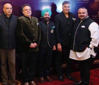 Tarun Tahiliani, Sandeep Khosla, Daljeet Singh, Abu Jani, JJ Valaya