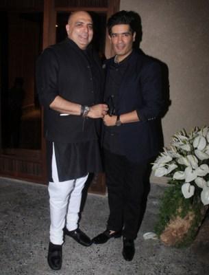 Tarun Tahiliani and Manish Malhotra