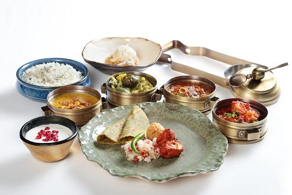 Non Vegetarian Platter at Taste of Mumbai Tiffin