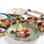 Non Vegetarian Platter at Taste of Mumbai Tiffin, Ziya Oberoi