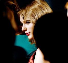 Taylor Swift at Oscar De La Renta