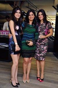 Teena Kapoor, Sonia Chabaria, Jaya Raheja
