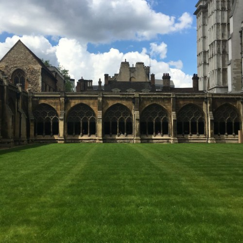 The Cloisters, Westminster Abbey