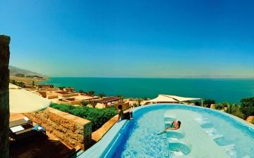Hydro pool: natural indulgence
