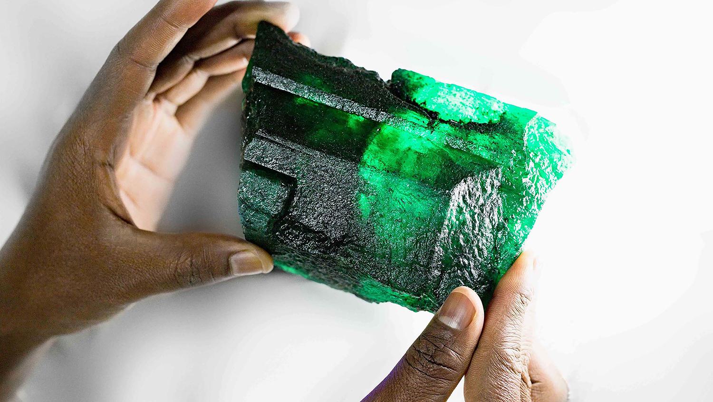 Zambia, Africa, Gemfields, Inkalamu Lion, 5,655-carat, Emeralds, New Delhi, Diacolor, DLF Emporio, Women leaders, , Culture