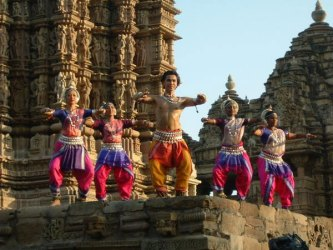 The Khajuraho Festival of Dances