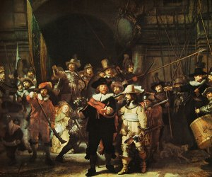 Rembrandt's The Nightwatch