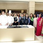 The Oberoi New Delhi's Cooking in style at Travertino