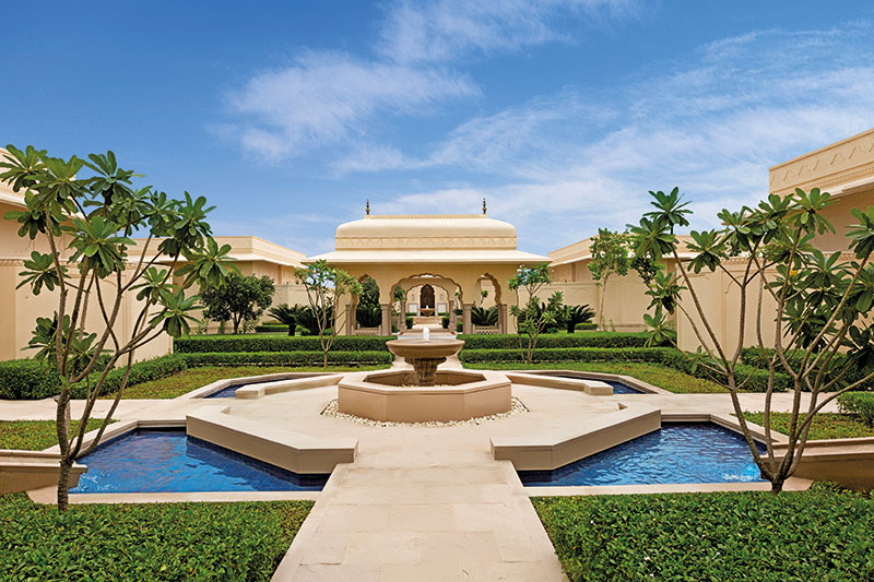 The Oberoi Sukhvilas Resort and Spa, Siswan Forest Range, New Chandigarh