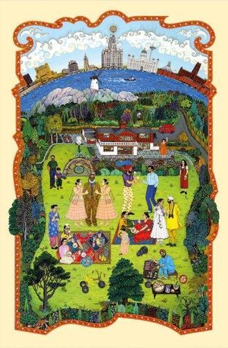 Indian Summer at Dhigpal Nivas