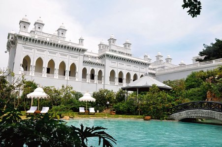 Taj Falaknuma Palace: Jewel of the Deccan