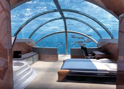 Privacy in the heart of the ocean