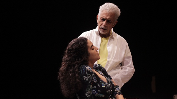 Naseeruddin Shah and Meher Mistry in Truth