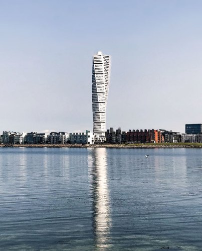 The Turning Torso, Malmö